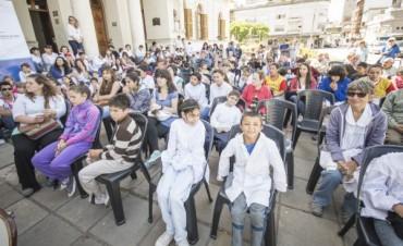 AZUL: Jornada de Integración en el Veredón Municipal