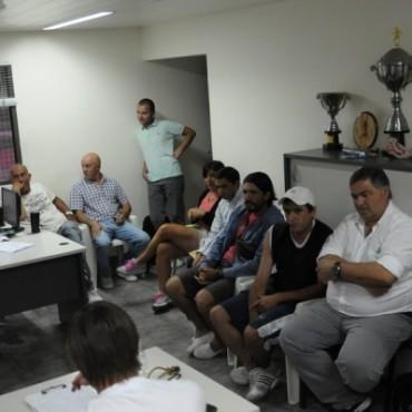 General La Madrid: Se realizó la segunda reunión por los Premios Olimpia
