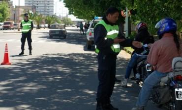 El Gobierno Municipal retuvo más de 600 motos en el año