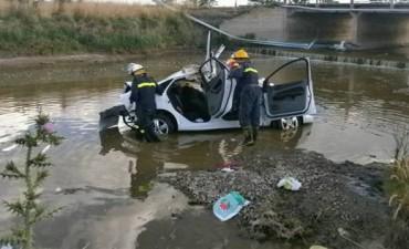 Una familia de Pehuajó protagonizó un accidente fatal en jurisdicción de Bolívar
