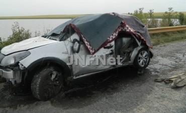 Consternación por el deceso de las olavarrienses en el accidente de la ruta 86