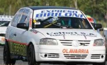 Emanuel Bibiloni logró un gran resultado para terminar la temporada en la clase 3 del Turismo Pista