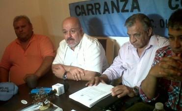 Se presentó el Sindicato de Policías y Penitenciarios en Olavarría