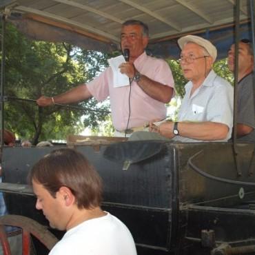 Remate de fin de año de Hugo R.Arístegui y Cía. en Cachari