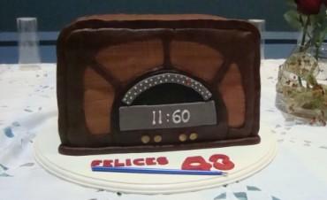 Radio Olavarría festejó 43 años