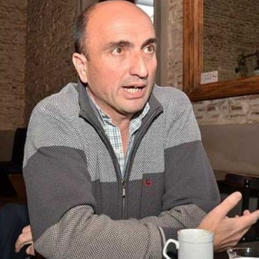 Eduardo Rodríguez, flamante presidente del HCD, en la