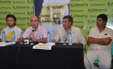 """Se presentó Future 2014 """"Ciudad de Olavarría"""""""