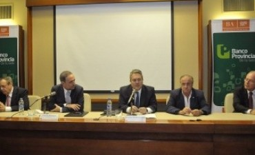 Parques industriales: anuncian fideicomiso