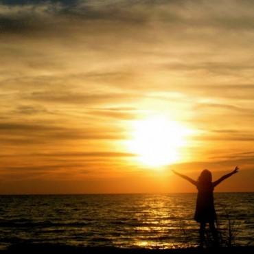 Saludo al Sol, una tradición para comenzar el año
