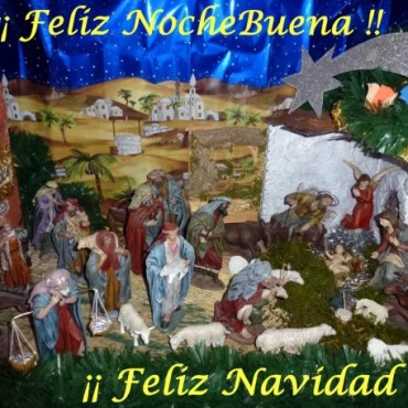 Se viene la Nochebuena y la Navidad