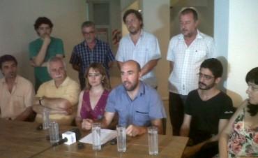 El espectro político de Olavarría repudió lo ocurrido en Monte Peloni este domingo