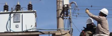Villa Floresta: corte de energía de emergencia programado
