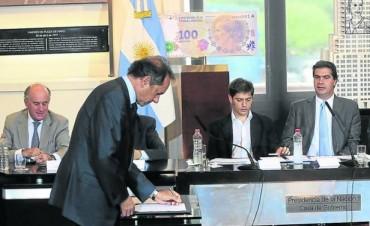 """Desde la Nación afirmaron estar """"preocupados"""" por las tasas al combustible"""
