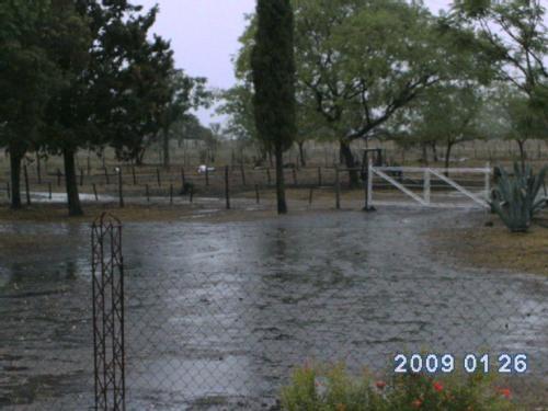 Finalizó Noviembre con lluvias