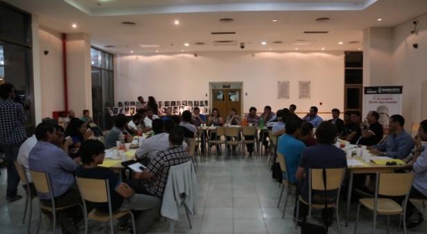 Asamblea de la conducción de la Juventud Peronista bonaerense