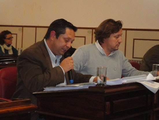 El concejal Milesi analizó aspectos del Presupuesto Municipal