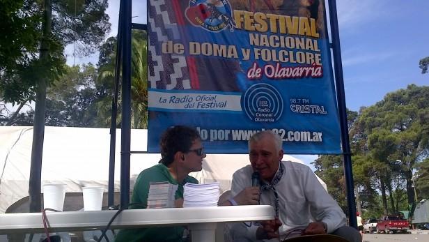 El Festival de Doma y Folklore se pone en marcha