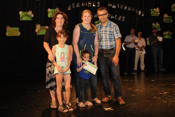 Más de 350 egresados de los Jardines Maternales Municipales recibieron sus diplomas
