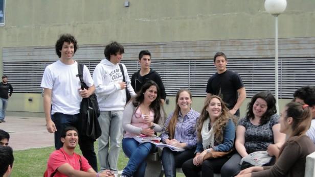 Jóvenes de toda la provincia eligen estudiar en Ingeniería