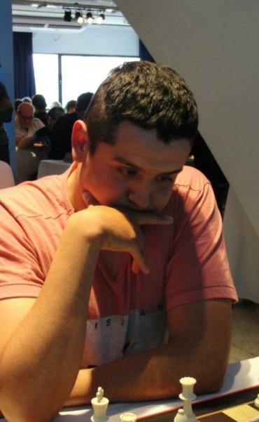 Ajedrez: Cristian Jarque en un torneo Internacional