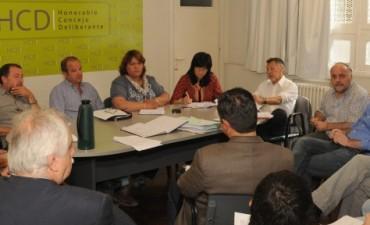Concejo Deliberante: avanza el análisis del Presupuesto 2015