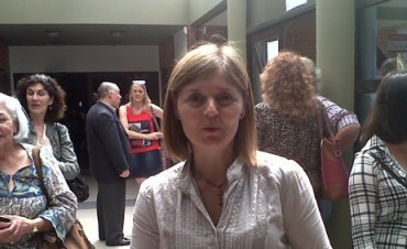 Monte Pelloni: Satisfacción en Sociales por lo hecho