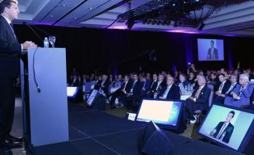 Eseverri acompañó a Massa en la Conferencia Industrial Argentina