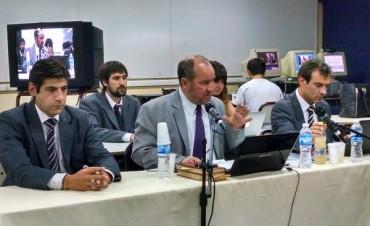 Monte Pelloni: la Fiscalía pidió perpetua para Verdura, Grosse y Ferreyra