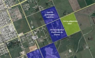 El Gobierno Municipal adquirió casi 50 hectáreas más en la zona de la ZALO