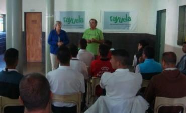 Cerró 'Rayuela' en contexto de encierro