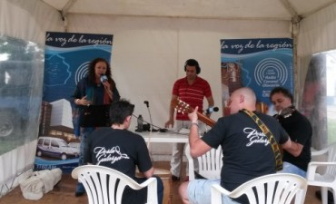 Radio Olavarría en el Festival de Doma y Folklore
