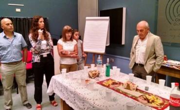 Radio Olavarría: con un ágape se festejó el nuevo aniversario