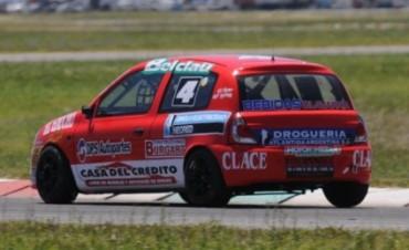 Nicolás Posco hizo la pole y se quedó con la serie más veloz en Olavarría