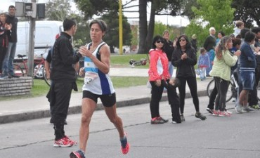 Rosana Luisetti tercera en La Serrana de Tandil