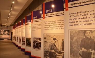 Museo Emiliozzi: exposición de autos antiguos y clásicos