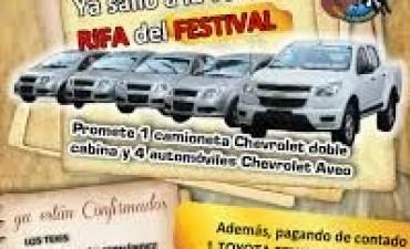Doma y Folklore:los ganadores de los vehículos