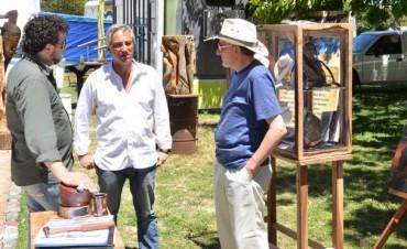Festival de Doma y Folklore: balance de Eseverri y Rodriguez