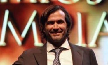 Adolfo Cambiasso ganó el Olimpia de Oro 2014