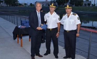 """José Eseverri participó del acto del Día de la Policía: """"Seguimos apostando a garantizar la seguridad"""""""