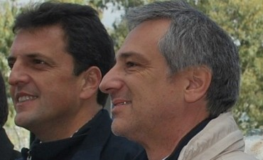 """Con críticas a Scioli, José Eseverri aseguró que Sergio Massa será un Presidente que """"garantice gobernabilidad"""""""