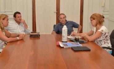 La Senadora Szelagowski se reunió con productores agropecuarios de Olavarría