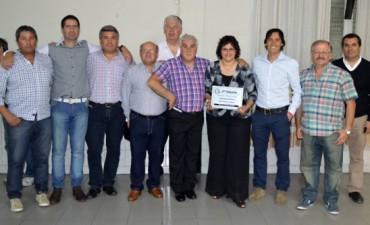 170 deportistas fueron premiados por los periodistas