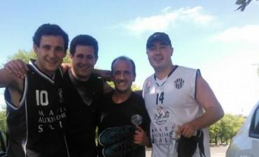 Exito en la jornada de basquetbol en Estudiantes