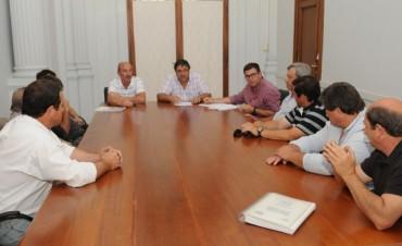 Se realizó la última reunión del año de la Mesa Agropecuaria