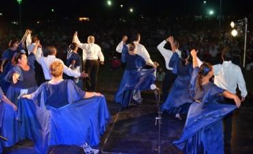 Un importante marco de público en la 3º Fiesta del Granito Rojo en Sierra Chica