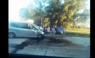 Falleció una persona radicada en Olavarría en un accidente