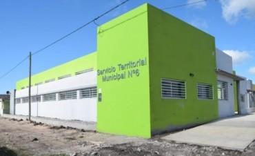 Inauguración del Servicio Territorial de Villa Mailín