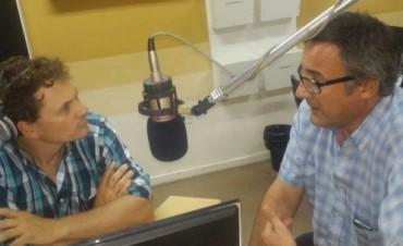 El nuevo responsable de Salud pasó por  Radio Olavarría