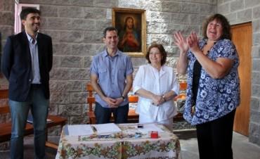 González Hueso finalizó su gestión entregando viviendas