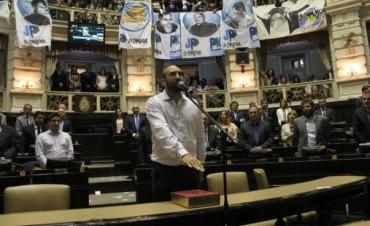 Valicenti renovó su mandato en la Cámara de Diputados
